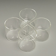 Maarten Baptist / Tear Drop Glassware